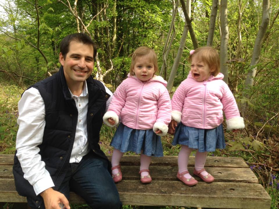 Tantrums with Twins