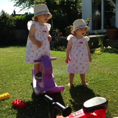 8 Ways to Keep your Toddlers Cool in the Summer Heat