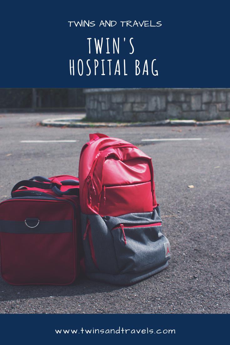 Twins hospital bag