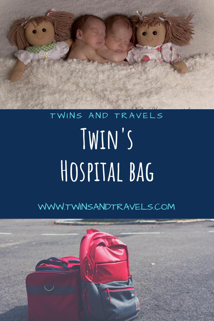 Babies and bag
