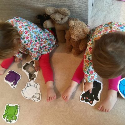 Orchard Toys – Animal Shapes Game Review