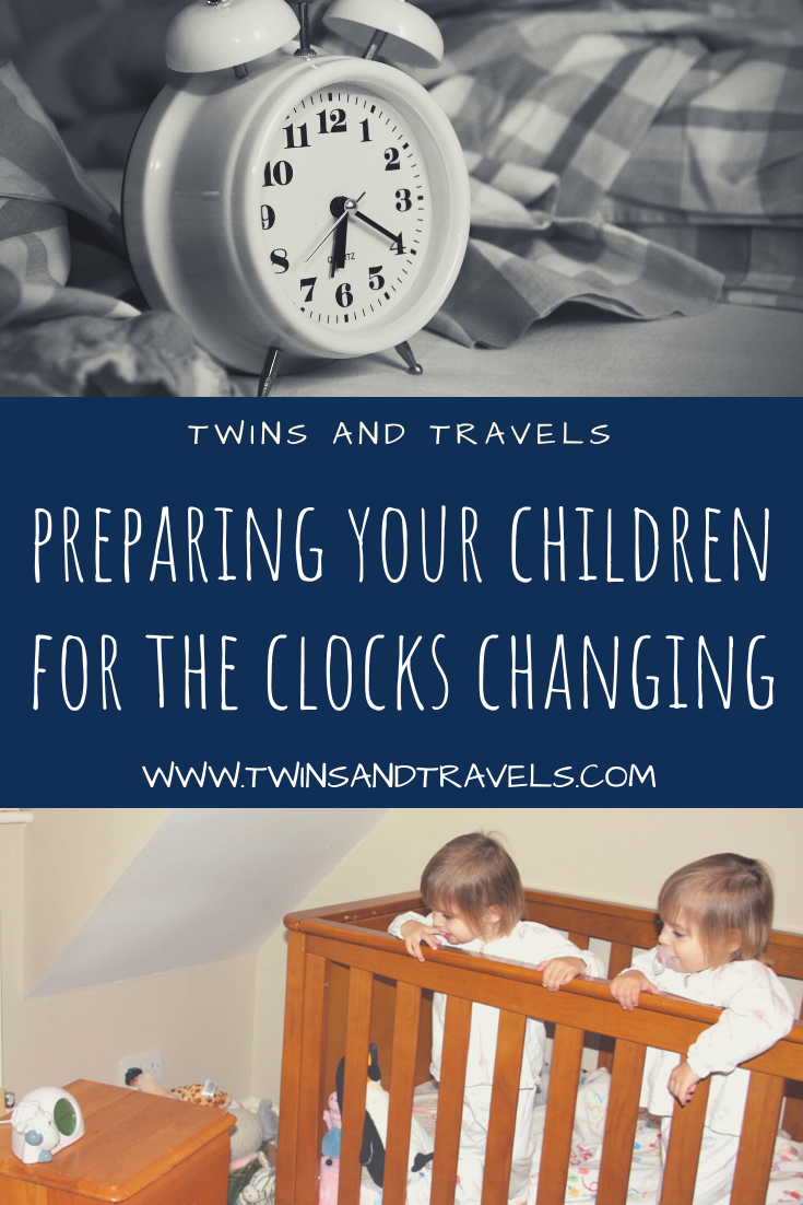 preparing your children for the clocks changing