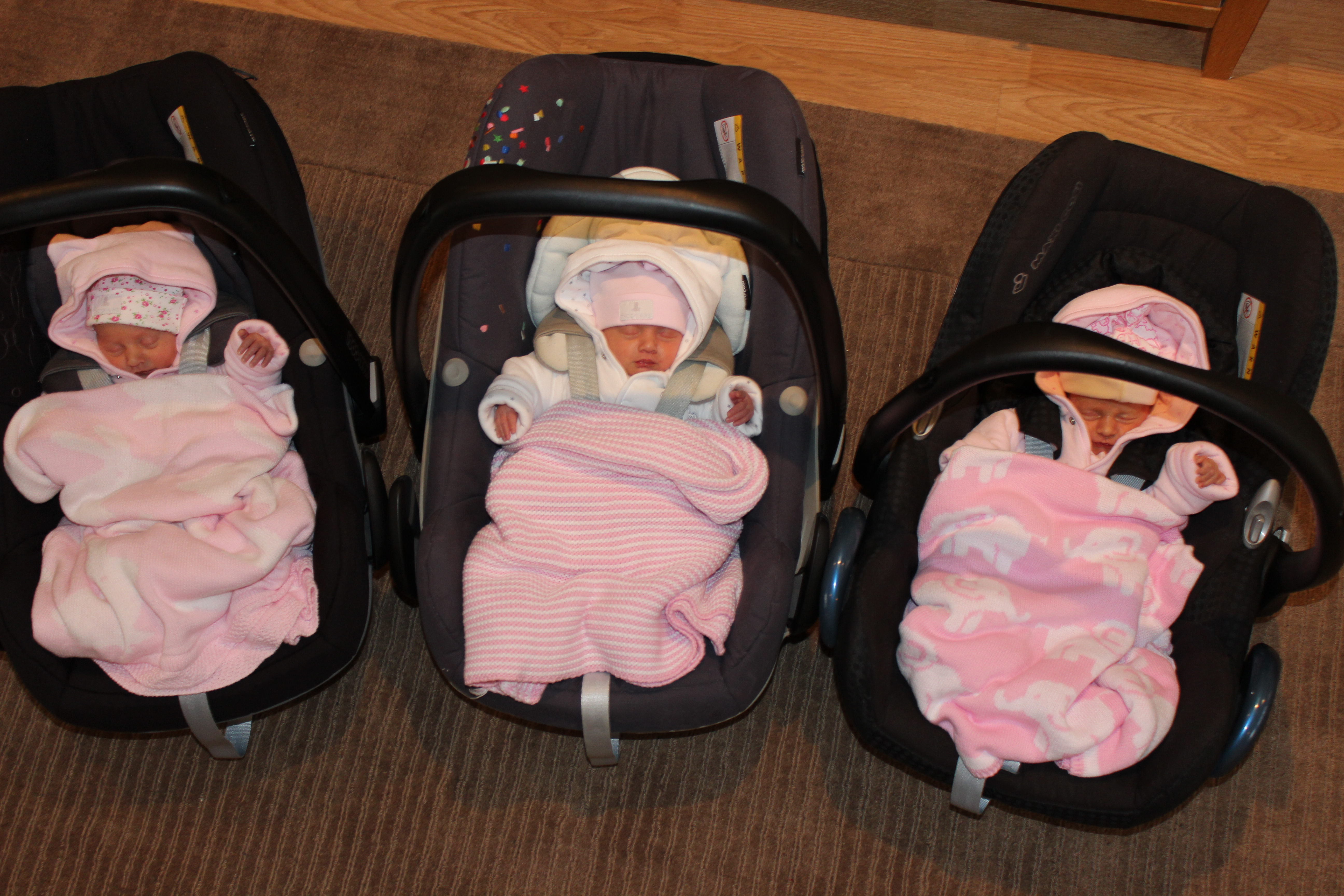 Triplets-at-home