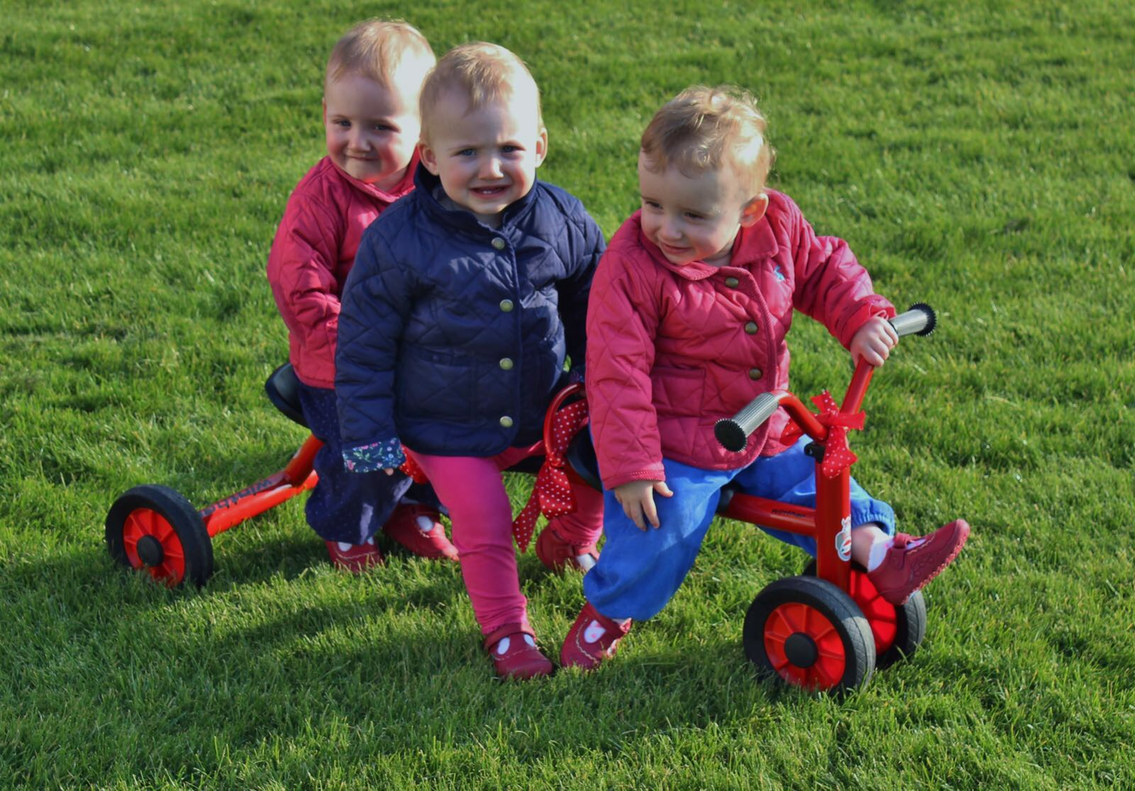 Triplet-Trike