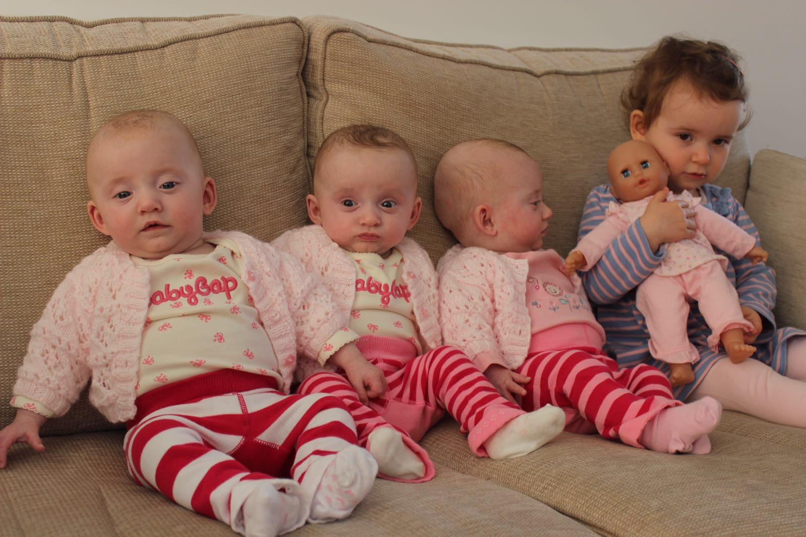 Triplet-babies