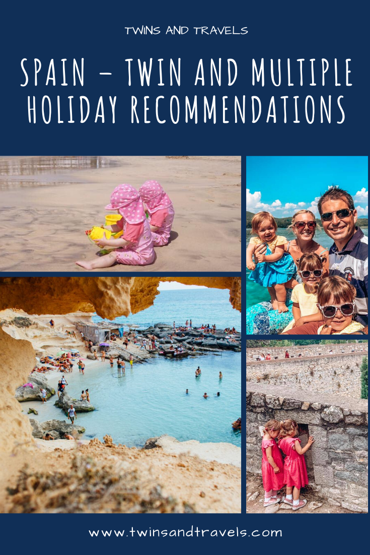 Spain recommendations pin