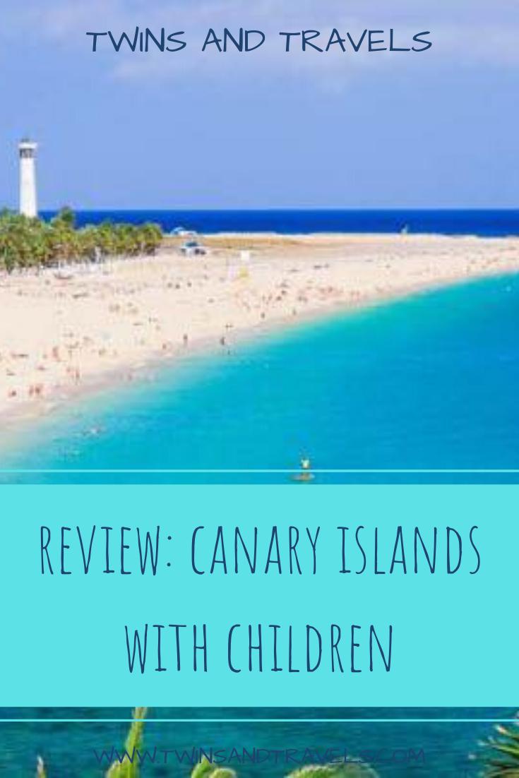 Canary Islands with Kids