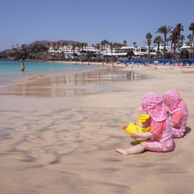 The Canary Islands with Kids