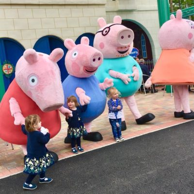 REVIEW: Peppa Pig World – New Rides