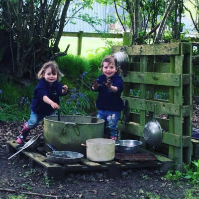 3 outdoor play ideas to encourage your children to spend time outside