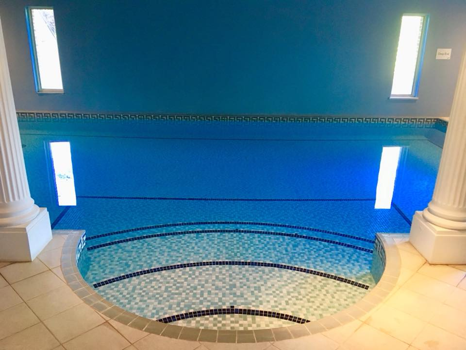 Indoor Swimming Pool at Greenwood Grange