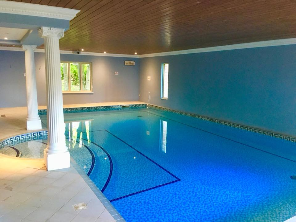 Swimming Pool at Greenwood Grange