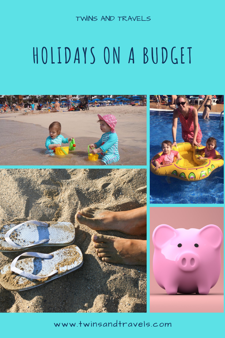 Pin of Holidays on a Budget