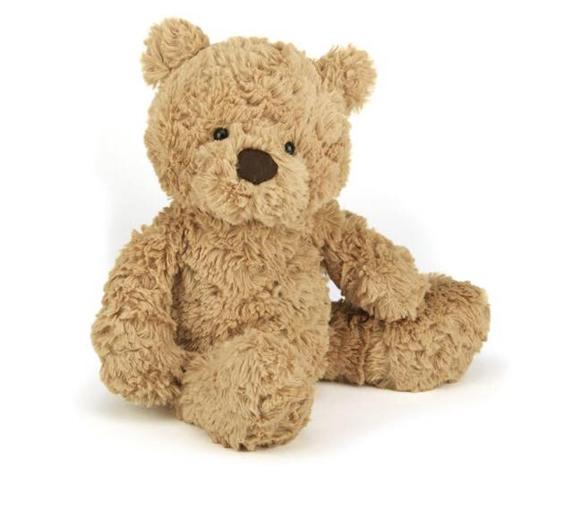 soft toys from the bear garden. The perfect baby shower gift for the mummy to be!