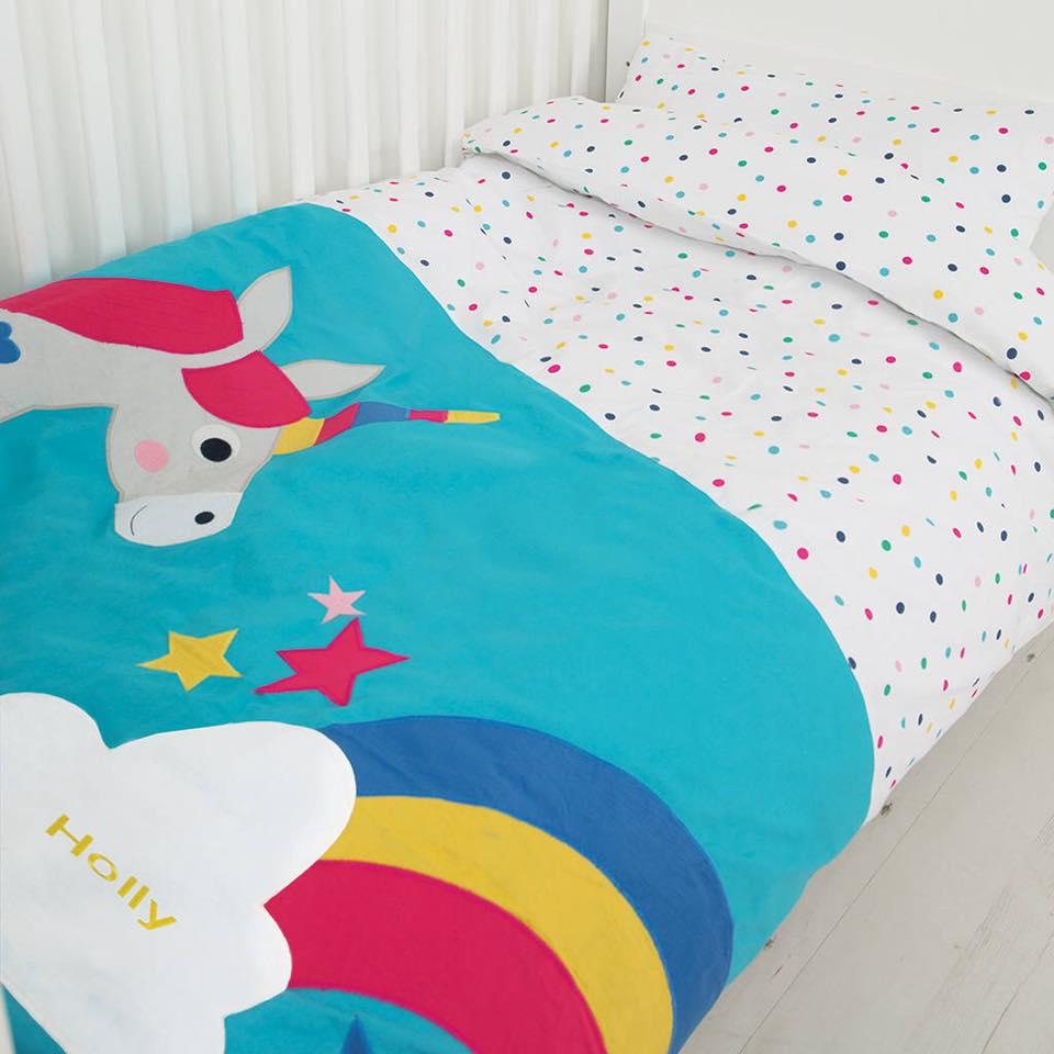 Frugi personalised bedding