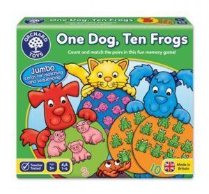 counting game form Orchard toys