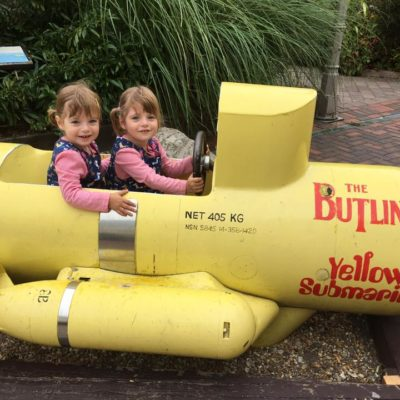 10 Reasons to Try a Butlin's Just For Tots Break with Twins