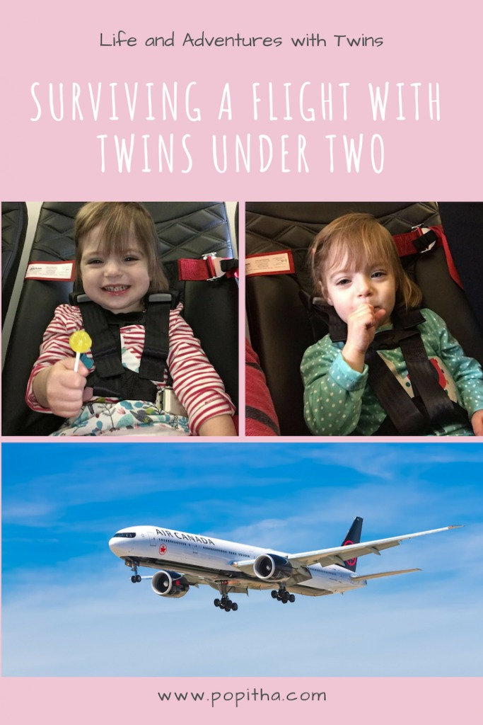 TWINS UNDER TWO