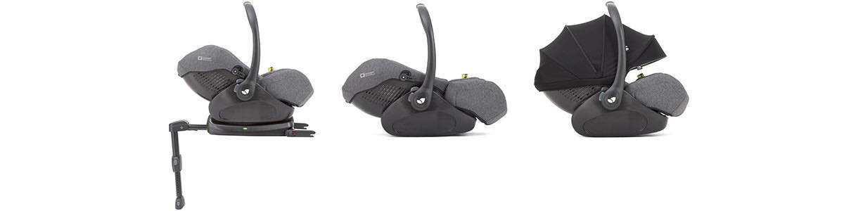 Joie i-Level reclining baby car seat. The perfect product for a mummy at a baby shower.
