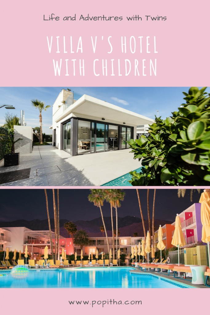 Villas hotels with children pin