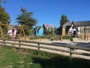 the playground at farmer palmers