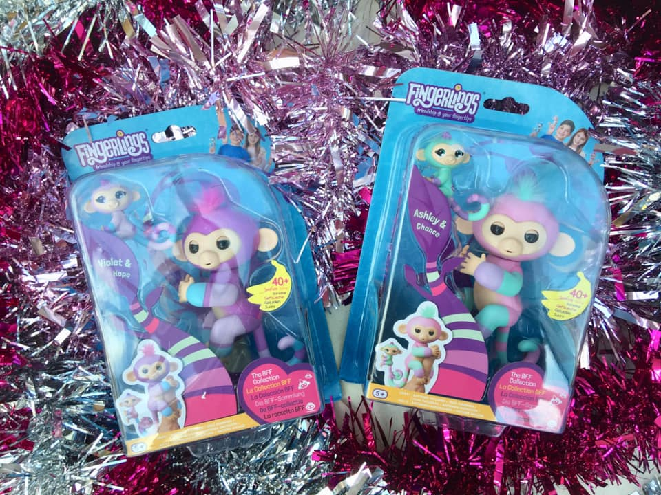 Monkey Fingerlings