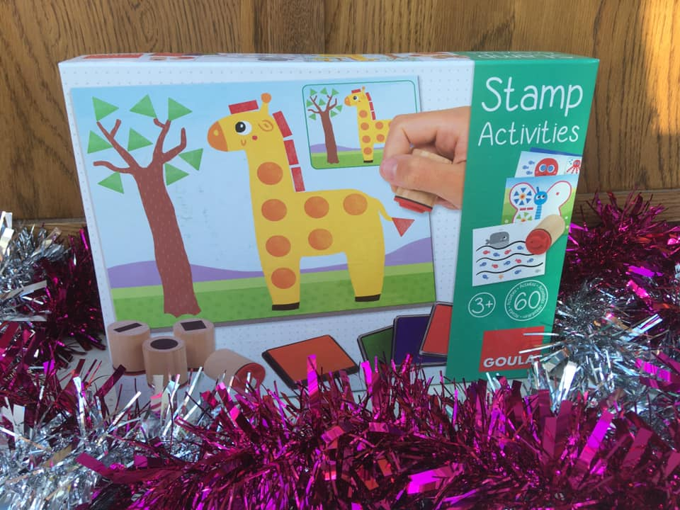Goula stamp activities