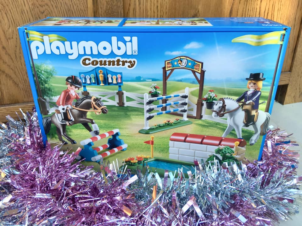 Playmobil Country horse show