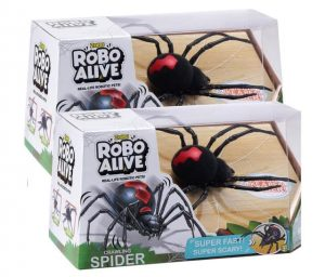 Robo Alive Spider from Zuru