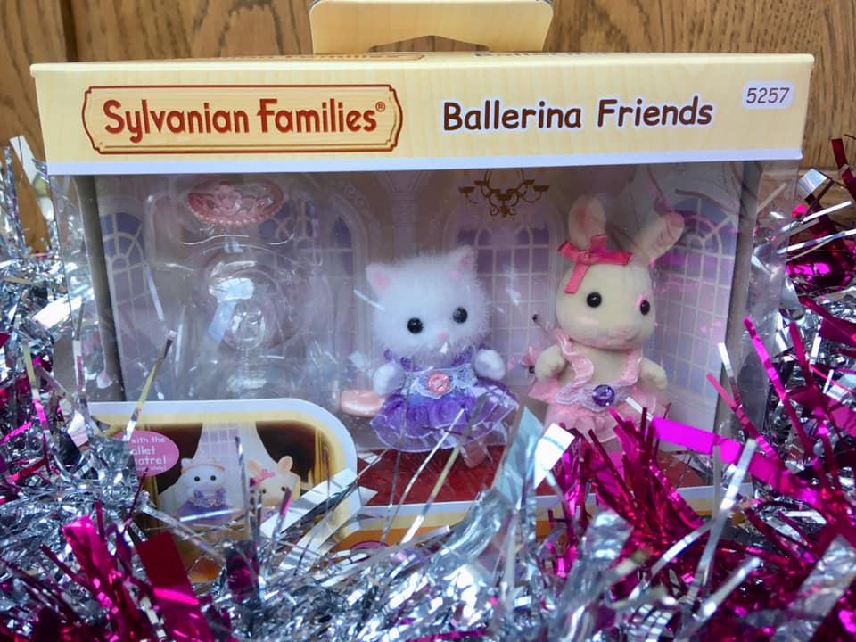 Sylvanian Families Ballet friends