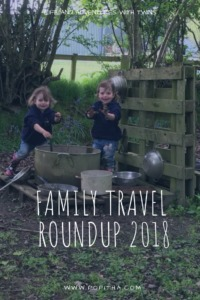 Family travel roundup article