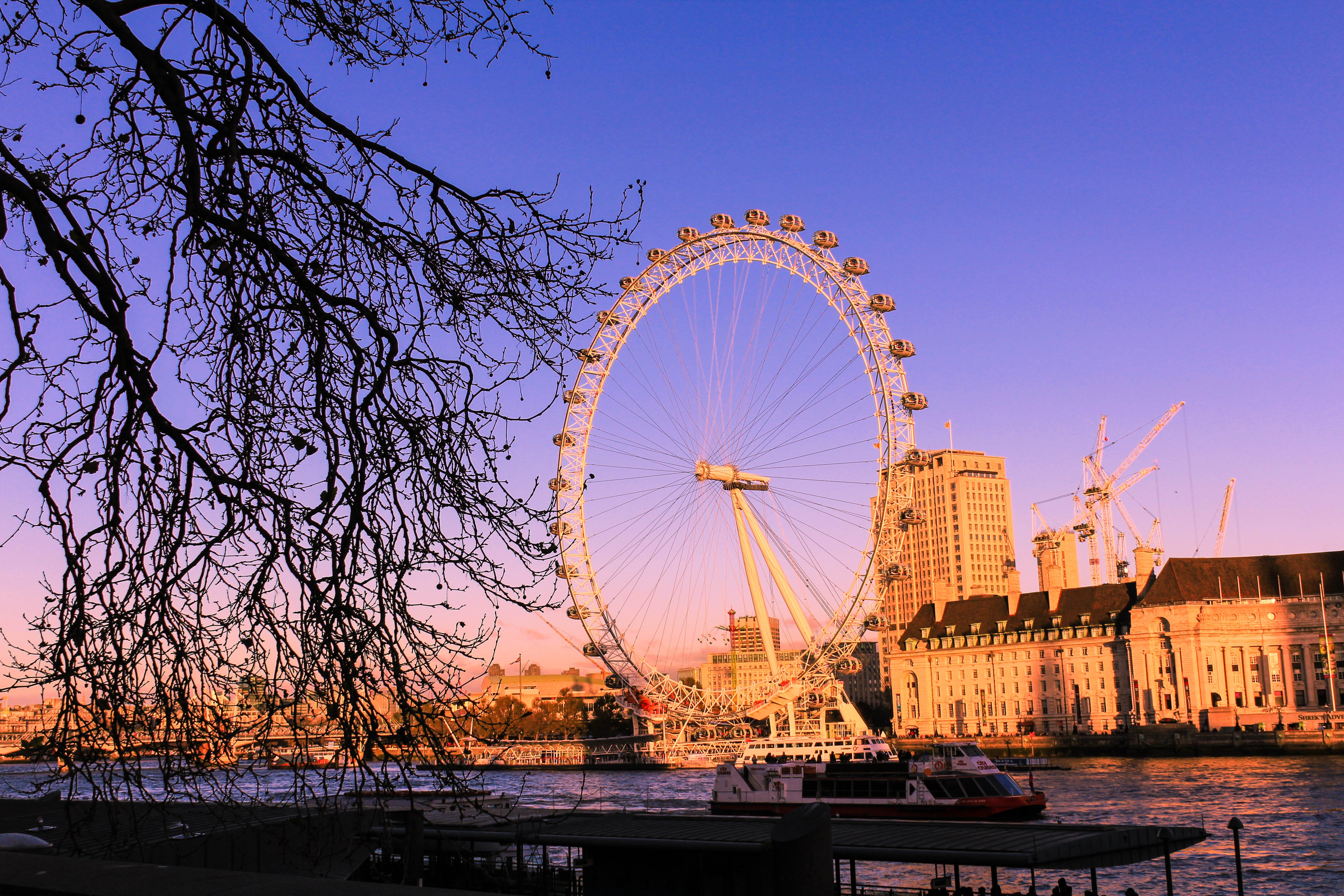 London eye the perfect day out in London with a toddler