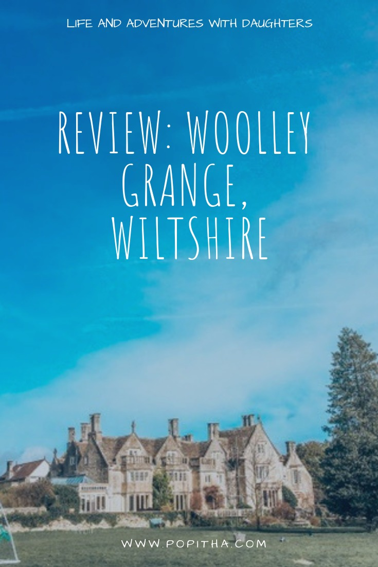 The Woolly Grange in Wiltshire. A Luxury Family Hotel.