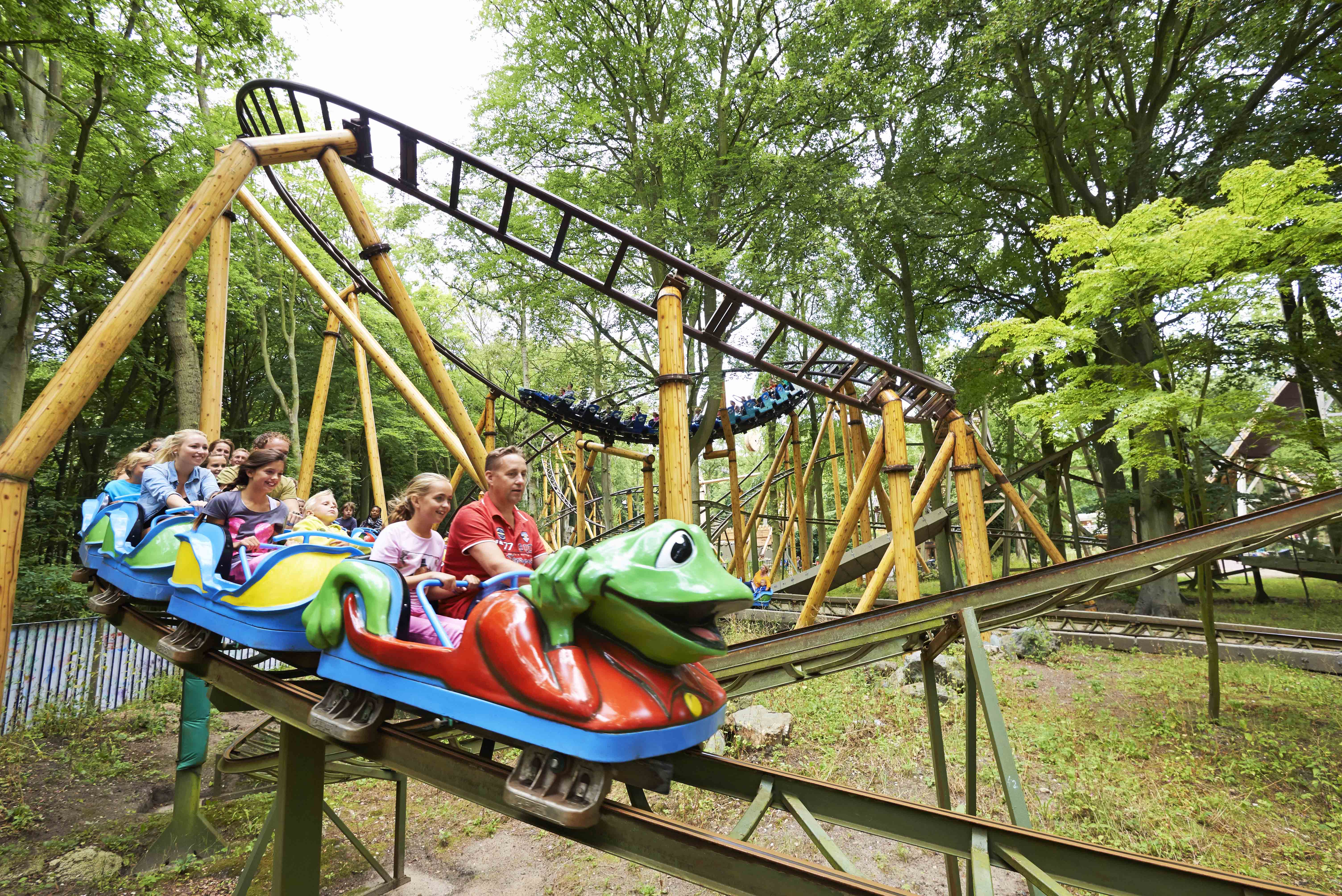 Duinrell theme park. Top child friendly holidays in Holland