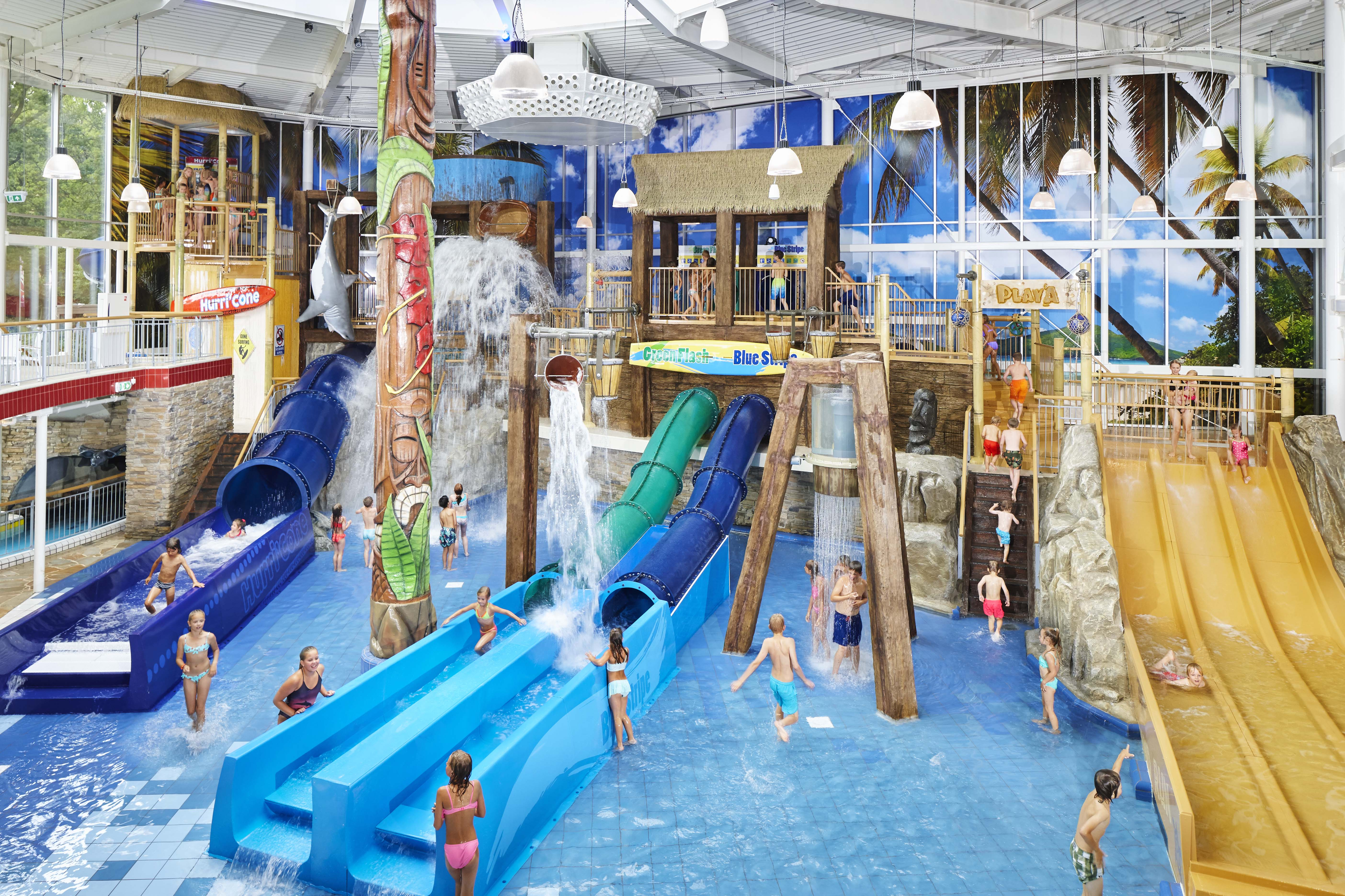 Duinrell water park. Top child friendly holidays in Holland