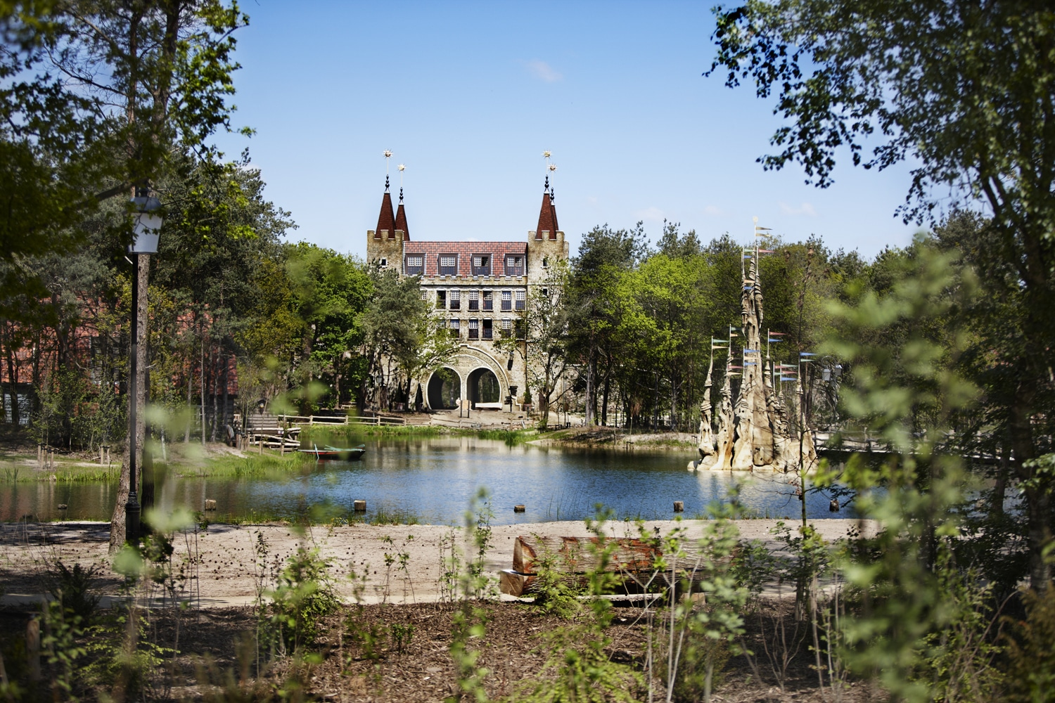 Efteling Top child friendly holidays in Holland