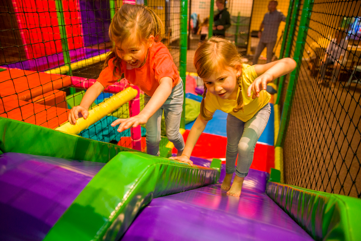 Soft Play in Ooghduyne. Top child friendly holidays in Holland