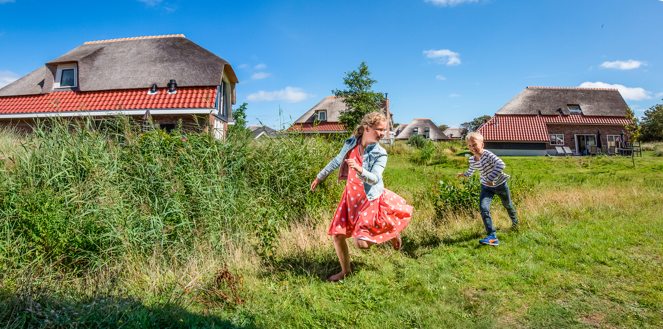 Accommodation in Ooghduyne. Top child friendly holidays in Holland