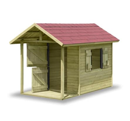 Wickey play house. Outdoor play ideas.
