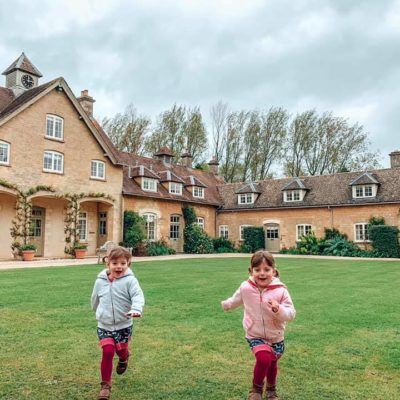 TRAVEL REVIEW: Bruern Cottages, Cotswolds