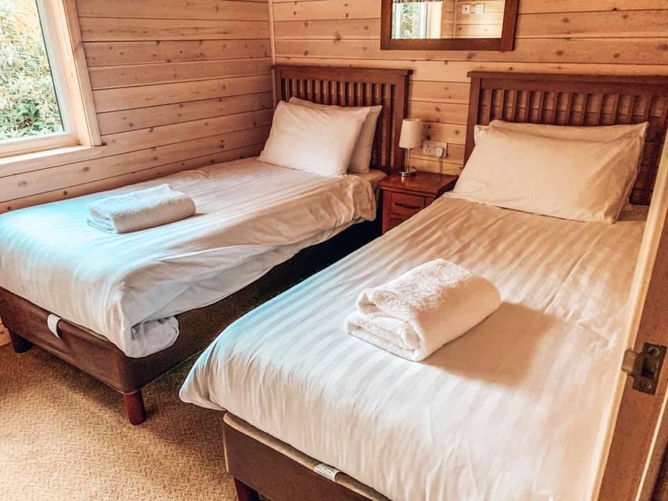 Bedrooms at darwin forest