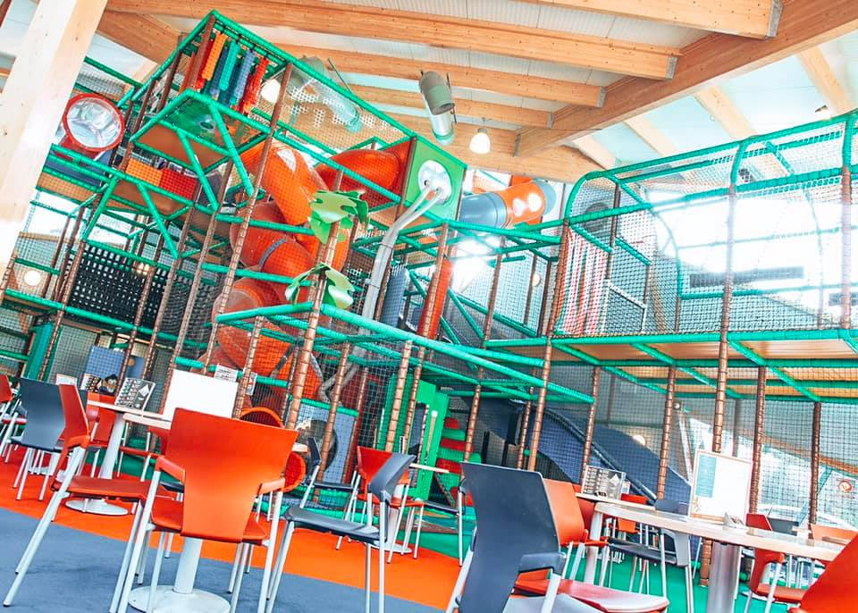 Little Monkeys soft play at Darwin Forest
