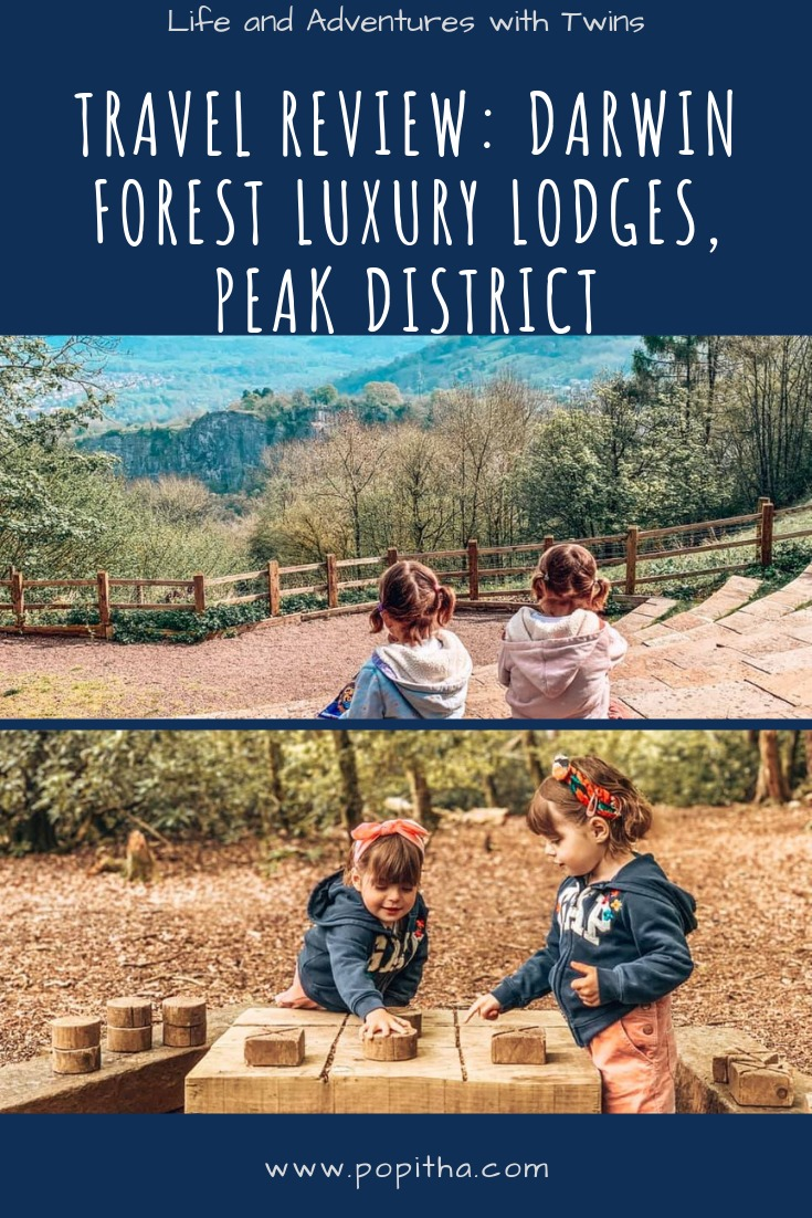 Pin of Darwin Forest Holiday Lodges in the peak District