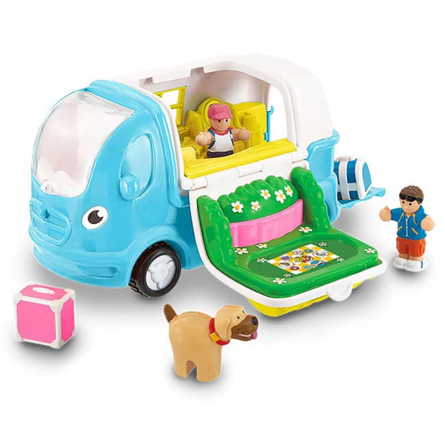 WOW toys camper van and people