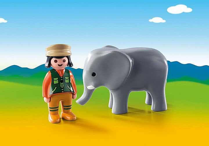 Playmobil 123 Elephant