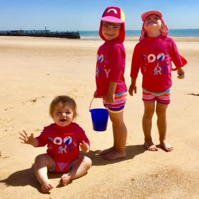 What to Pack in your Beach Bag with Kids