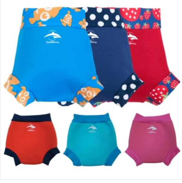 swimming nappies from Konfidence
