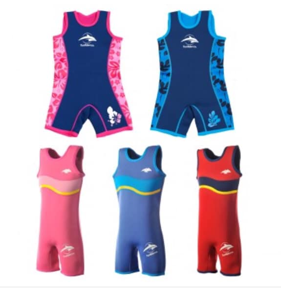wetsuits from Konfidence