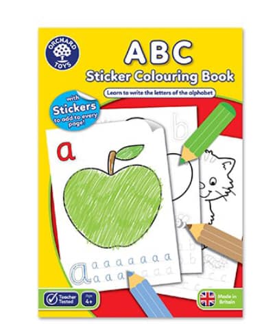 Orchard Games Colouring Book