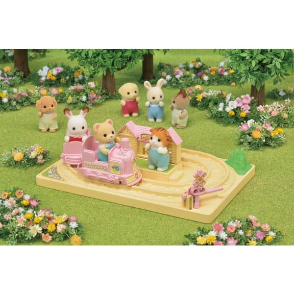 Sylvanian Family Choo Choo Train